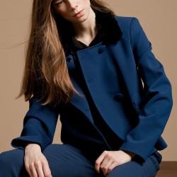 Lacivert Takım Yeni Sezon Versace Modelleri