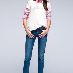 Mavi Renkli Pantolon Gant Yeni Sezon Modelleri