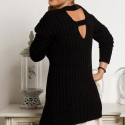 Sırt Dekolteki Tunik Yeni Sezon Lady Q Modelleri