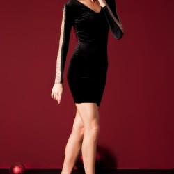 Sateen Elbise Modelleri