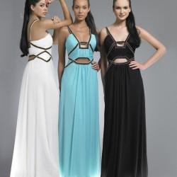 Uzun Etekli Mezuniyet Balosu Kıyafetleri