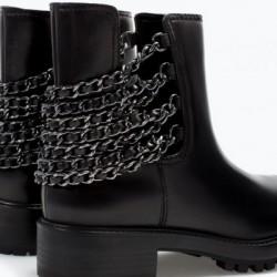 Zincirli Bot 2015 Kışlık Ayakkabı Modelleri
