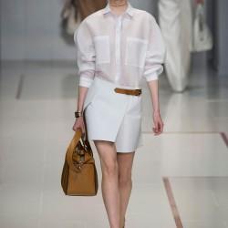 Beyaz Trussardi 2015 İlkbahar - Yaz Modelleri