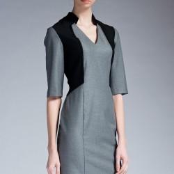 Gri Elbise 2015 İpekyol Modelleri