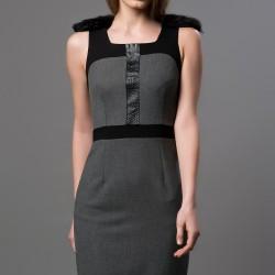 Gri Elbise 2015 Versace 19.69 Modelleri