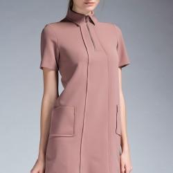 Pudra Elbise 2015 İpekyol Modelleri