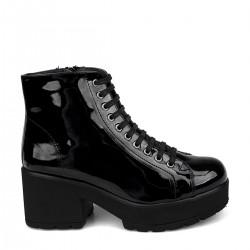 Siyah Bot Yeni Sezon Ziya Ayakkabı Modelleri
