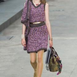 Zarif Elbise CHANEL 2015 İlkbahar - Yaz Modelleri