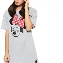 Baskılı Disney Elbise Yeni Tiffany Modelleri