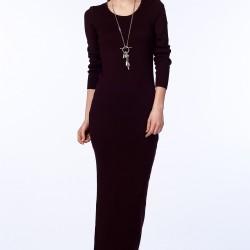 Bordo Elbise Mixray Sevgililer Gününe Özel Koleksiyon