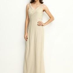 Kırık Beyaz Elbise Armani Jeans Etek ve Elbise Modelleri