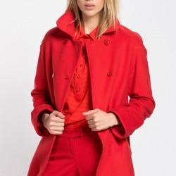 Kırmızı Manto Park Bravo 2015 Modelleri