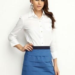 Mavi Etek Armani Jeans Etek ve Elbise Modelleri
