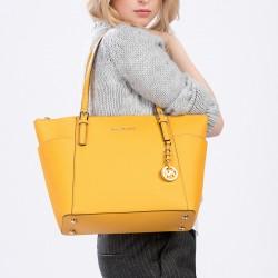 Sarı Michael Kors 2015 Çanta Modelleri