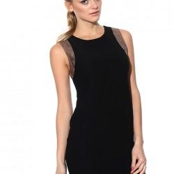 Siyah Batik Yeni Sezon Elbise Modelleri