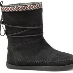 Siyah Bot Toms 2015 Ayakkabı Modelleri