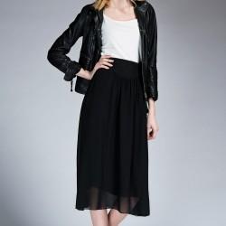 Siyah Elbise Twist Yeni Sezon Modelleri