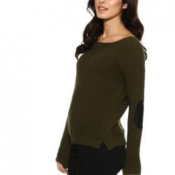 Yeşil Kazak Yeni Tiffany Modelleri