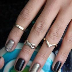 Üçlü Eklem Yüzüğü 2015 Takı Modelleri