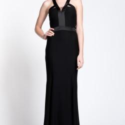 Boyun Askılı Park Bravo Elbise Modelleri