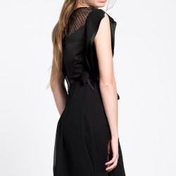 Dantel Detaylı Park Bravo Elbise Modelleri
