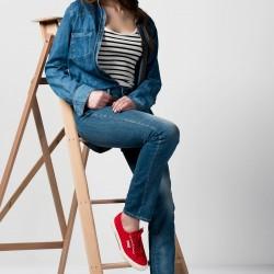 Kırmızı Superga 2015 Modelleri