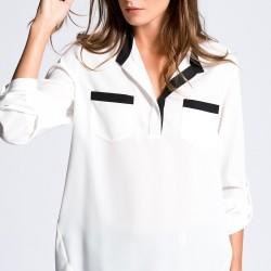 Beyaz Tunik Yeni Sezon Park Bravo Modelleri