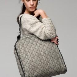 Gri Stella McCartney 2015 Çanta Modelleri