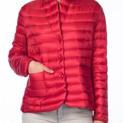 Kırmızı Moncler 2015 Mont Modelleri