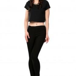 Siyah 2015 Tayt Modelleri