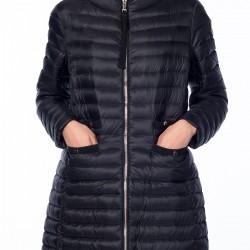 Siyah Moncler 2015 Mont Modelleri