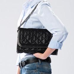 Siyah Stella McCartney 2015 Çanta Modelleri