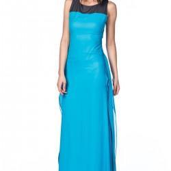 Turkuaz Elbise NG Style Yeni Sezon Modelleri