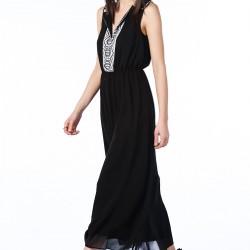 Uzun Siyah Elbise Nişantaşı Yeni Sezon Modelleri