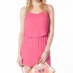 Yazlık Pembe Zara 2015 Elbise Modelleri