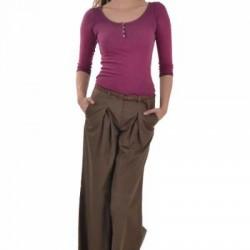 Bol Paça Yazlık Pantolon Modelleri