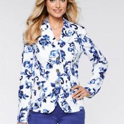 Desenli Yazlık Blazer Ceket Modelleri