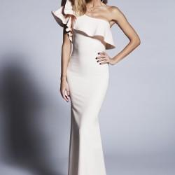 Ekru 2015 Mezuniyet Elbisesi Modelleri
