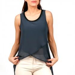 Kolsuz 2015 Şifon Bluz Modelleri