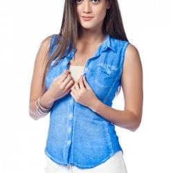 Kolsuz Mavi 2015 Gömlek Modelleri