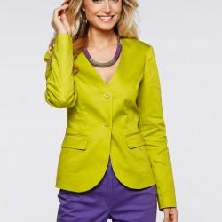 Parlak Yazlık Blazer Ceket Modelleri