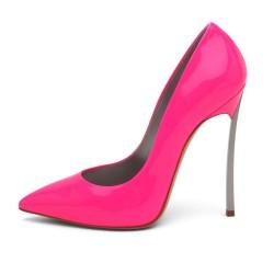 Pembe Stiletto Ayakkabı Modelleri