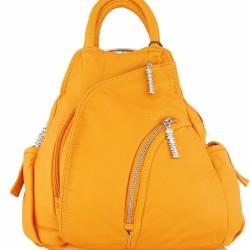 Sarı 2015 Bayan Sırt Çantası Modelleri