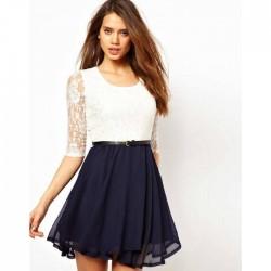 Yazlık Yetim Kol Elbise Modelleri