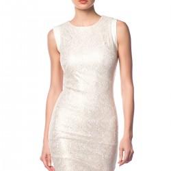 Zarif Ekru 2015 Gece Elbisesi Modelleri