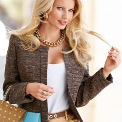 Zarif Yazlık Blazer Ceket Modelleri