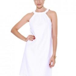 Beyaz Bayram İçin Elbise Modelleri