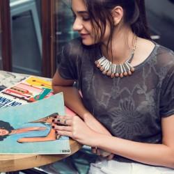 Bluz Kombini 2015 Yaz Sokak Modası