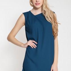 Kolsuz Mavi Vero Moda 2015 Elbise Modelleri