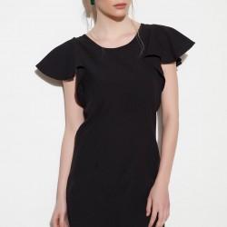 Siyah Vero Moda 2015 Elbise Modelleri